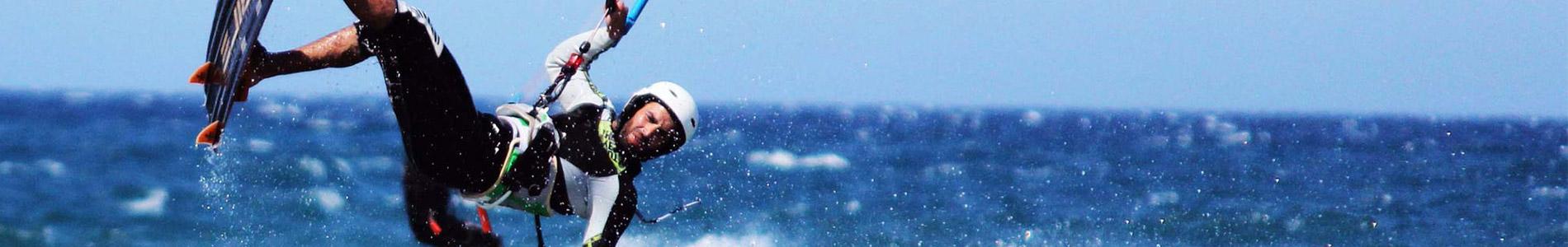 Kitesurfer, Vertrieb 4.0, digitale Herausforderung, Meer