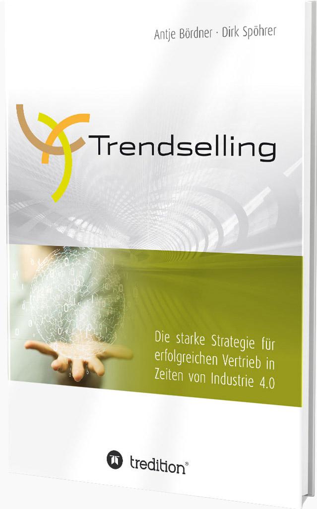 Trendsellung Strategie Buch - E-Book für Vertrieb und Führungskraft