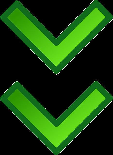 grünes okay